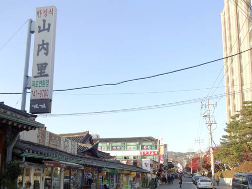 韓国 北村(プッチョン)おすすめエリア